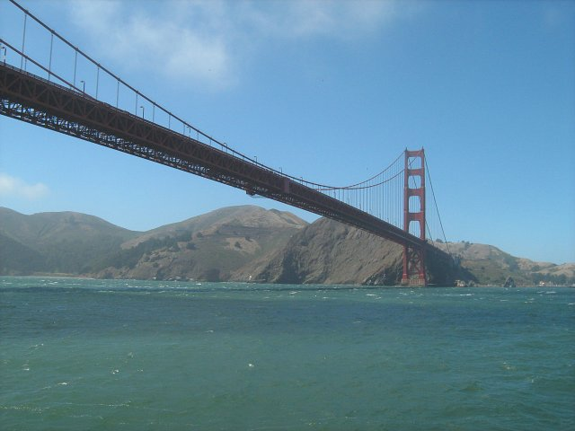 Golden Gate, San Francisco
