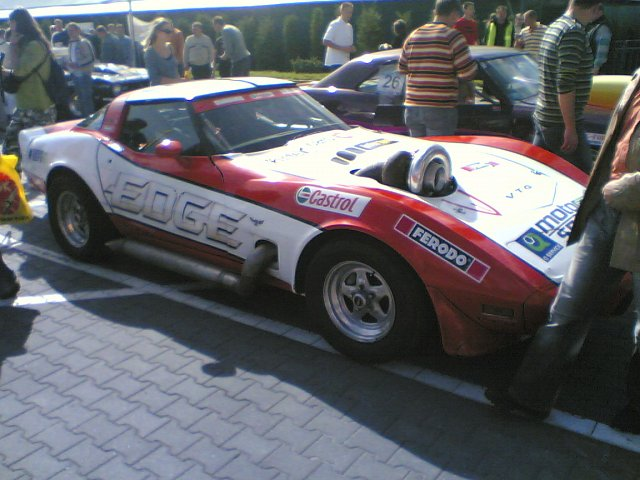 chevrolet corvette 4x4 turbo