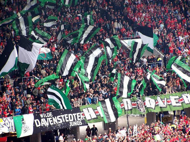 Hannover - AWD Arena 2007