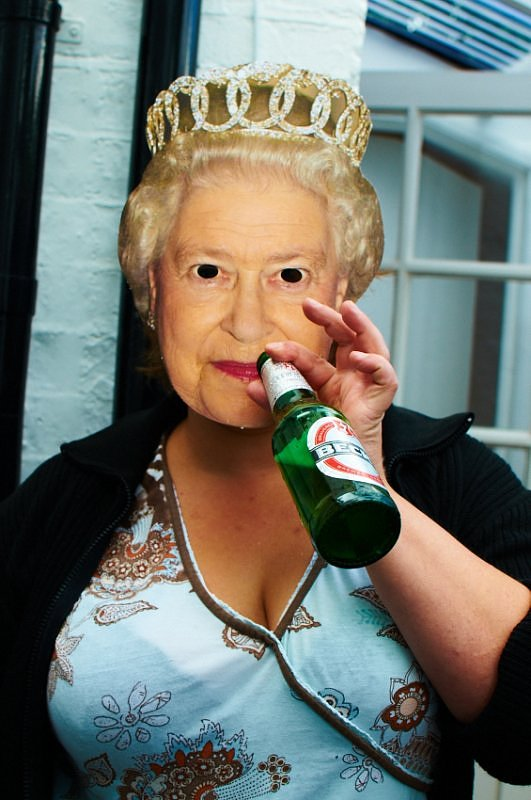 God save the queen :D