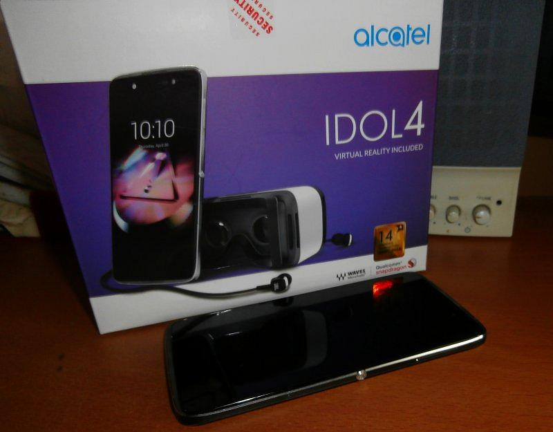 Alcatel 4 Idol