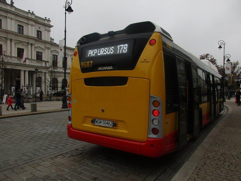 Scania CityWide CNG #9687