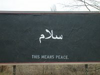 this means PEACE