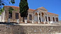 Old Town w Rodos