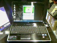 Notebook HP Pavilion.