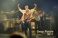 z koncertu deep purple