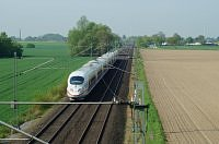 db ice 1223 intercity exspress