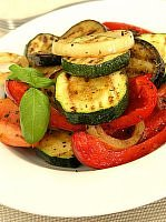 ratatouille z grillowanych