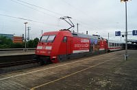 db baureihe 101 080 z intercity