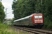 br 101 017 2 db mit intercity ic