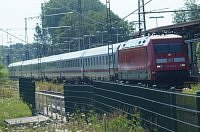 br 101 090 9 db mit intercity ic